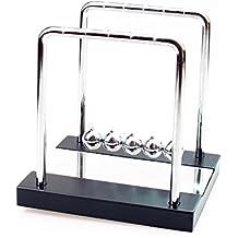 5c9eb8c1cf3 Péndulo de Newton – en madera con espejo péndulo péndulo de Newton Belén  Cradle (regalo