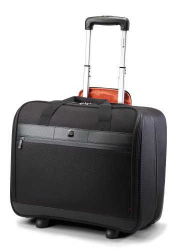 Carlton Travel Goods Trolley para portátiles 057J02501 Negro