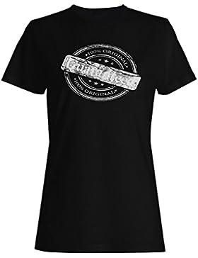 100% guaranteed funny stamp vintage camiseta de las mujeres f270f