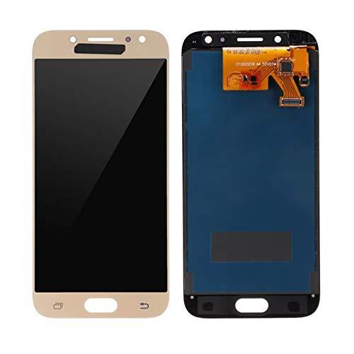 Mihify LCD Ersatz Display Touchscreen Digitizer Assembly für Samsung Galaxy J530 Screen Digitizer mit Reparaturwerkzeugen LCD Glas Screen Assembly Tool für Samsung J530 -