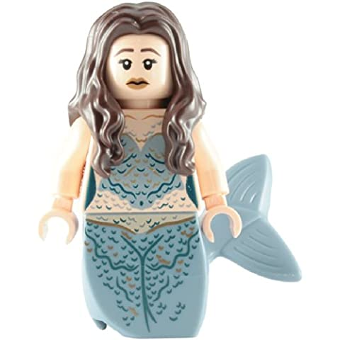 LEGO Piratas Del Caribe: Syrena Mermaid Minifigura