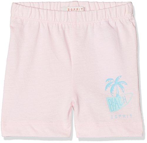 ESPRIT Kids Baby-Mädchen Shorts RL2305104, Pink (Rose 330), 68