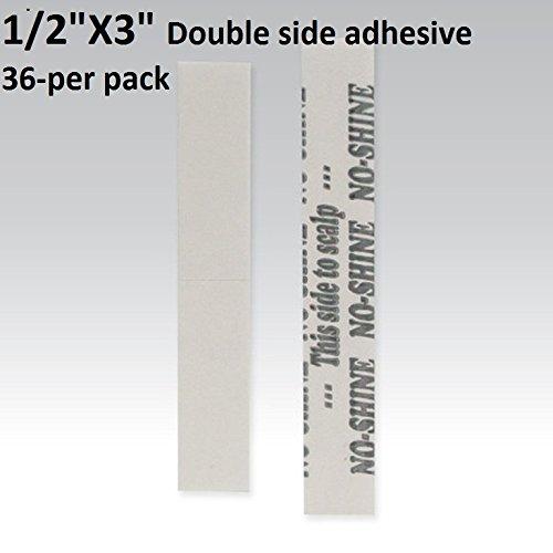 No Shine Bonding Double Sided Tape Walker 1/2