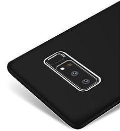 Negro Ultra-delgado Funda Case Cover Para Samsung Galaxy Note8 / Galaxy Note 8 Vooway® MS70433
