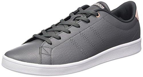 Adidas Damen Advantage Cl Qt Sneaker Grau (grigio Quattro / Grigio Quattro / Nero Utility)