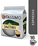 Tassimo Jacobs Espresso Ristretto - KAPSELN (160 T-discs)