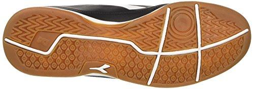 Diadora 650 Iii Id, pour les Chaussures de Formation de Football Homme Noir (Nero/bianco)