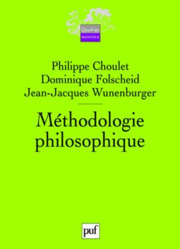 Méthodologie philosophique