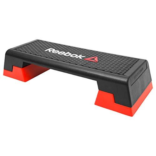 Reebok Step schwarz rot Stepper Steppbrett - 2
