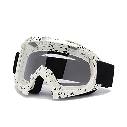 Solarium Schutzbrille Brille Ritter Ausgestattet Mit Offroad Brille Motorradbrillen Skibrille Style 6 Damen Herren