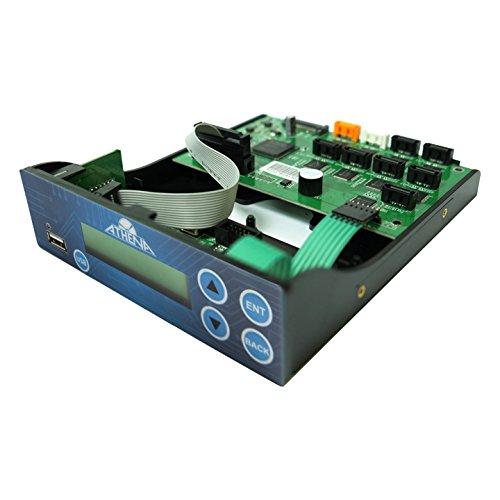 Athena Duo Serie Controller mit SATA-Anschlüsse für USB Flash Memory, BD-R CD DVD Disc Vervielfältigung (dp-fu0-u907) (Copystar Fax)