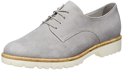 Tamaris Damen 23208 Oxford, Grau (Cloud 227), 41 EU
