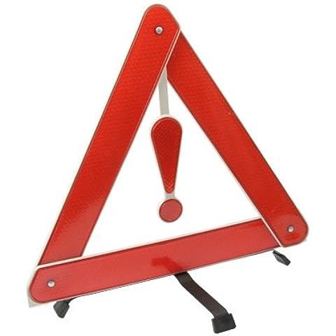 Lámpara De Señal De Luz De Advertencia Plegable Portátil Triángulo Para Vehículo