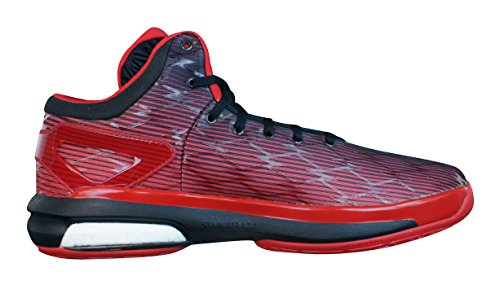 adidas Crazylight Boost Hommes Chaussures de basket-ball / Chaussures red
