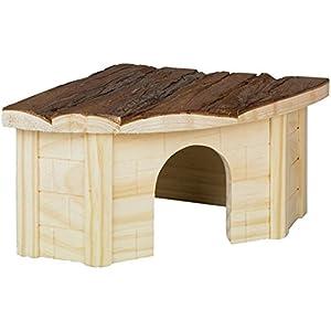 Nobby 25557 Woodland Nager-Holzhaus Gordi