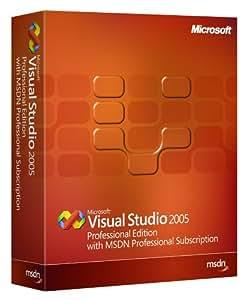 VStudio Pro w/MSDN Pro 2005 English Renewal CD