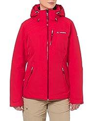 VAUDE Jacke Women's Sirdal Down Jacket - Chaqueta de plumas para mujer, color naranja, talla 46