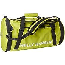 Helly Hansen HH Duffel 2 Bolsa de Deporte, Hombre, Verde (Bright Chartreuse), 50 l