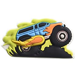 Crocs Monster Truck Charm...