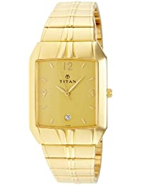 4e099c95c Gold Men's Watches: Buy Gold Men's Watches online at best prices in ...