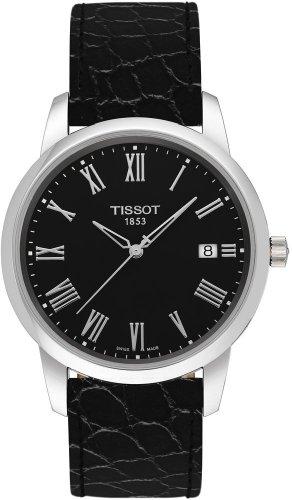TISSOT Herrenuhr Classic Dream T0334101605300