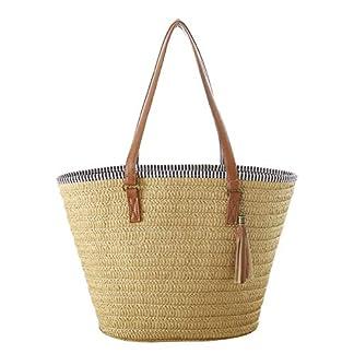 Tian Ran Dai Espuma de verano de 2019 estilo mujer bolsa de playa de paja de hombro bolsa de diseñador de la marca alta calidad bolsos casuales de las señoras bolsas de viaje