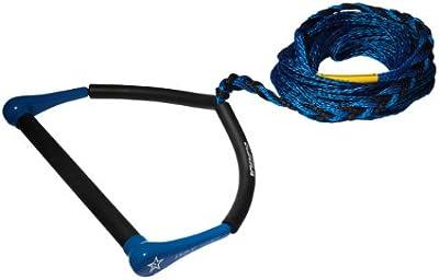 Jobe Wake Combo Prime - Asa y cuerda para esquí acuático azul azul