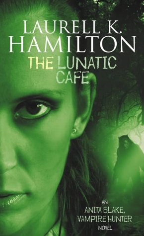 Book cover for The Lunatic Cafe
