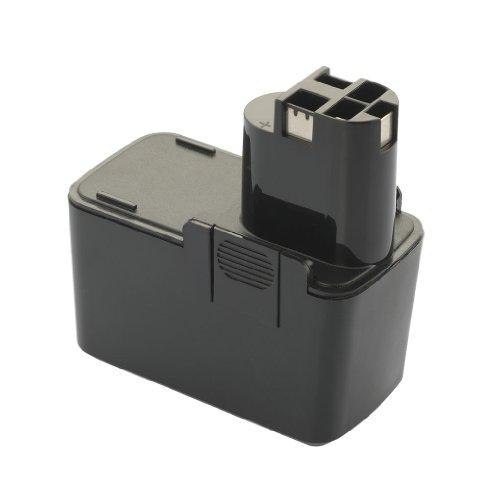 Batteria [ Ni-Cd; 2000mAh; 9,6V ] per Bosch PSB9   PSR9, 6VES-2   Ve-2   VPE-2, 6VSP-2, 6VE   GBM9, GDR90, GSB9, GSR9   PBM9, PBM9, PDR80