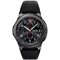 Samsung Gear S3 Frontier Smartwatch (Black/Space Grey)