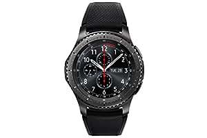 Samsung Gear S3 Frontier Smartwatch - Black/Space Grey