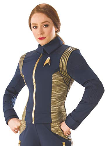 Star Trek Discovery Command Uniform Gold Female Adult Costume ()