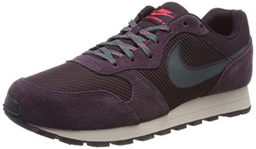 Nike MD Runner 2 Se, Zapatillas de Entrenamiento para Hombre, Multicolor (Burgundy Ash/Faded Spruce/String 600), 43 EU