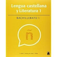 Lengua castellana 1. Bachillerato - 9788430753420