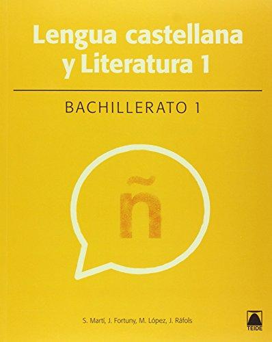 Lengua castellana 1 bachillerato