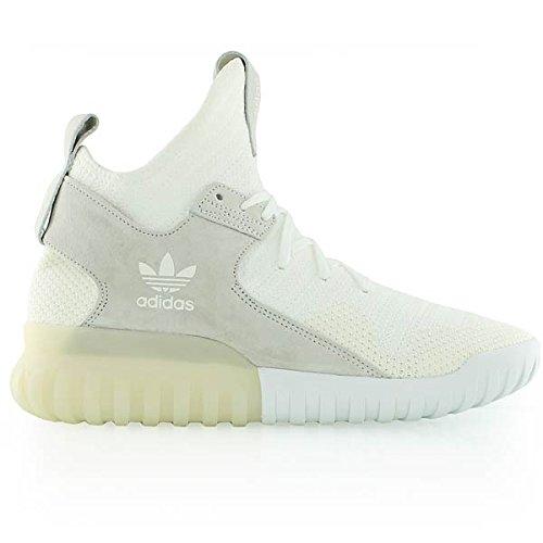 Adidas Tubular X Primeknit Herren Sneaker Weiß