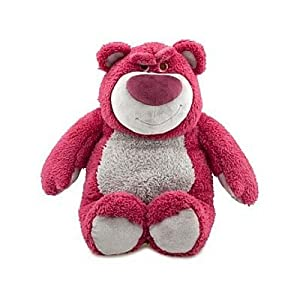 """Toy Story 3 LOTSO 15"""" Non Talking Strawberry Scented Large Plush"""