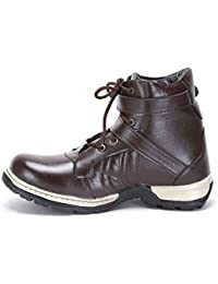 SRP Brown Stylish Boots