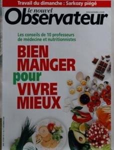 nouvel-observateur-le-no-2301-du-11-12-2008-travail-du-dimanche-sarkozy-piege-les-conseils-de-10-professeurs-de-medecine-et-nutritionnistes-bien-manger-pour-vivre-mieux