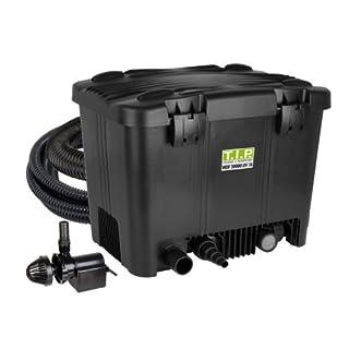 T.I.P. Teichaußenfilter WDF 20000 UV 18, UV-C 18 Watt, für Teiche bis zu 20.000 Liter