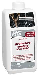 HG Vernis protecteur brillant pour pierre naturelle
