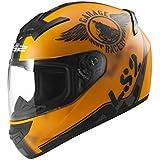 LS2Casque de moto XS Matt Orange