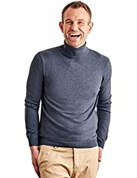 Wool Overs Pull à col roulé - Homme - Soie   Coton Denim Marl ... 3bdd1462f1cd