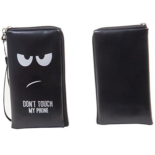 Softcase Tasche für Haier Phone W867 Smartphone 5,3-5,8 Zoll Hülle Etui