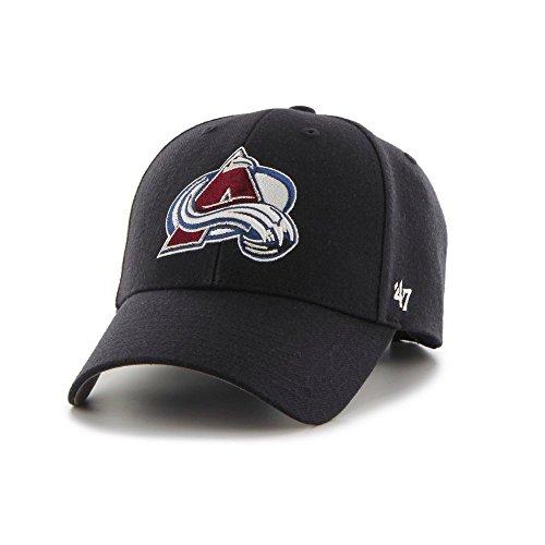 '47 Brand Colorado Avalanche MVP Adjustable NHL Cap Navy