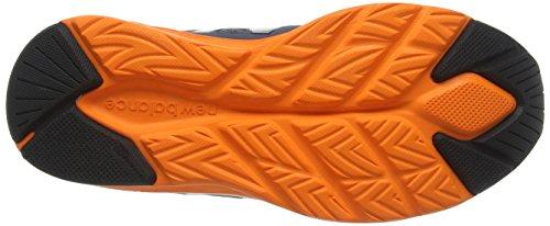 New Balance 490, Scarpe da Corsa Uomo Multicolore (Grey/Orange 058)