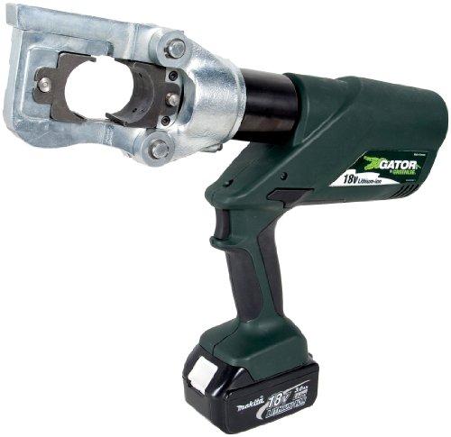 Greenlee e12ccxl12Gator batteriebetriebenen 12Tonnen CCX Werkzeug mit 12Ladegerät (Greenlee-cutter)