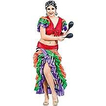Fyasa 705880-t04 brasileña mujer disfraz, tamaño grande
