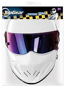 Star Cutouts-stsmp94-6máscaras para Adulto Stig-Top Gear-Talla única