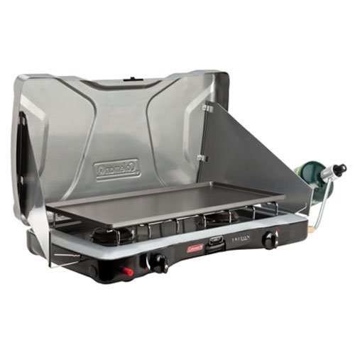 Preisvergleich Produktbild Coleman Triton Series InstaStart 2-Burner Stove